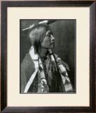 Jicarilla Apache Print by Edward S. Curtis