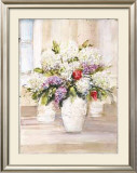 Bouquet of Hydrangeas Posters by Jerry Sic