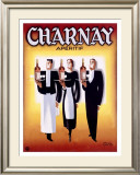 Charnay Framed Giclee Print by Paul Colin