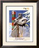 Ohko Tagg No. 1366 Framed Giclee Print by  Tass