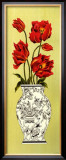 Chinois Tulip Prints by Judy Shelby