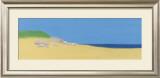 Lashley Beach and Sea Prints by Laura Duggan