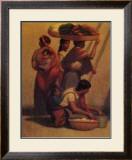 Through a Moving Window Prints by Elias Rivera