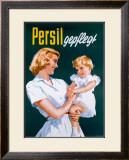 Persil Framed Giclee Print