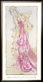Dancer in Pink Poster by Marta Wiley