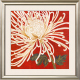 Spider Mum II Art by Judy Shelby