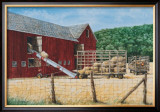 Hay Day Print by Dan Campanelli