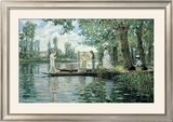 An Idyllic Afternoon Prints by Alan Maley