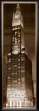 Woolworth Building Print by P. Moss