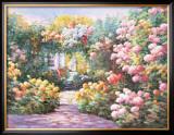 Villa Flora Prints by Charles Zhan