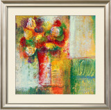 Blooms I Prints by Josiane York