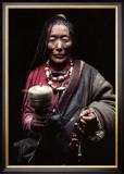 Kham, Tibet Posters by Gilles Santantonio