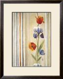 Poppy Delight II Prints by Muriel Verger