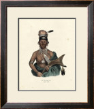 Saukie Chief Posters by  McKenney & Hall