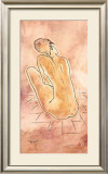 Contemplation II Print by Amadeo Freixas