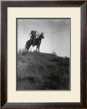 Ready for the Charge Prints by Edward S. Curtis