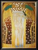Diesen Kuss der Ganzen Welt Posters by Gustav Klimt