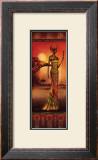 Masai Lady Warrior Posters by Nicola Rabbett