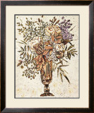 Lilac Bouquet Prints by Xavier