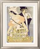 Birra Borgofianco Framed Giclee Print