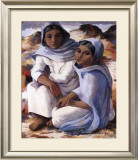 Two Mexican Children, 1938 Poster by  Kinzinger