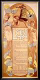 L'Ora Framed Giclee Print