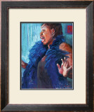 Mama Sings Art by Jan Frazee