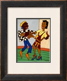 Jitterbugs Posters by William H. Johnson