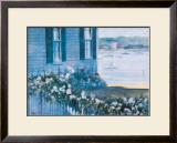 Harbor Roses, 1981 Art by Ray Ellis