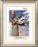Ohko Tagg No. 1366 Framed Giclee Print by Tass