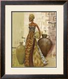 Safari Fashions II Posters by Julia Hawkins