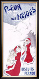 Fleur des Neiges Framed Giclee Print by Leonetto Cappiello
