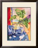 Tropical I Print by Dexter Mcgowan