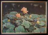 The Lotus Prints by Charles Emile Heil