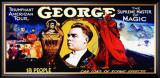 George, Supreme Master Framed Giclee Print