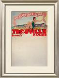 Trouville La Reine Des Plages (c.1933) Posters