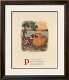 Peter, Peter Pumpkin Eater Art by Mary LaFetra Russell
