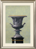 Grecian Urn I Print by Andras Kaldor