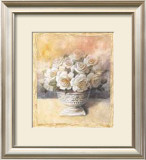 Romantic Still Life with Roses II Poster by Tan Chun