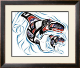 New Life Limited Edition Framed Print by Richard Shorty