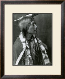 Jicarilla Apache Prints by Edward S. Curtis