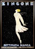 Zingone Framed Giclee Print
