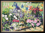 Midsummer Day's Garden I Prints by Heidi Coutu