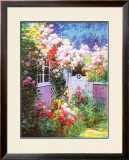 Rosebay Cottage Prints by Charles Zhan