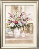 Bouquet of Lilacs Prints by Jerry Sic