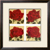 Roses are Red Posters by Judy Shelby
