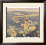 Monte Verde Lake, Angel Fire Prints by Teruko T. Wilde