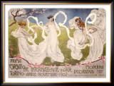 Prima Esposizione Framed Giclee Print