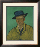 Portrait of Armand Roulin, c.1888 Limited Edition Framed Print by Vincent van Gogh