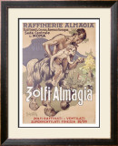 Zolfi Almagia Framed Giclee Print by Adolfo Hohenstein